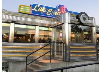 Buffalo american restaurant Lake Effect Diner