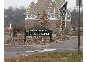 Minneapolis public park Lake Harriet Park