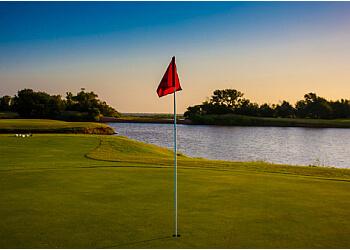 Oklahoma City golf course Lake Hefner Golf Club