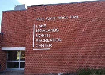 Dallas recreation center Lake Highlands North Recreation Center