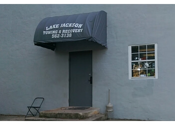 Tallahassee towing company Lake Jackson Towing Wrecker & Accident Recovery, Inc.