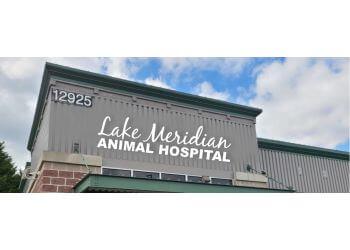 Kent veterinary clinic Lake Meridian Animal Hospital