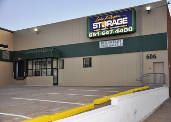 St Paul storage unit Lake Region Storage