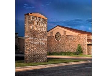 Lubbock funeral home Lake Ridge Chapel & Memorial Designers