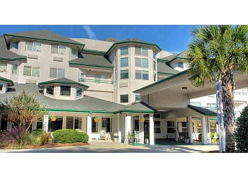 Wilmington assisted living facility Lake Shore Commons
