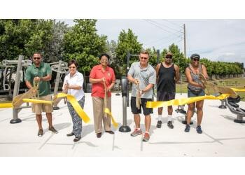 Miami Gardens public park Lake Stevens Park