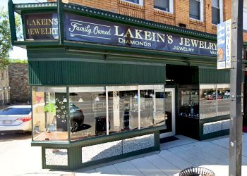 Baltimore jewelry Lakein's Jewelers of Hamilton