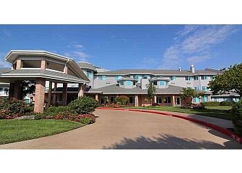 Waco assisted living facility LAKESHORE ESTATES
