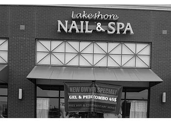 Birmingham nail salon Lakeshore Nails and Spa