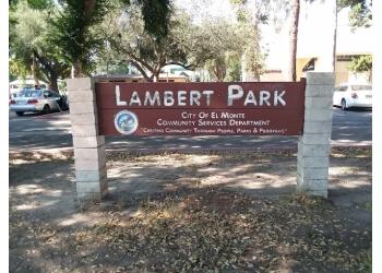 El Monte public park Lambert Park