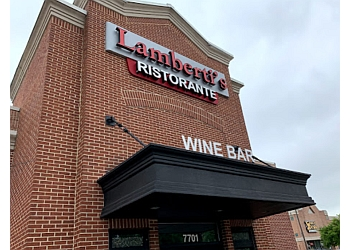 Irving italian restaurant Lamberti's Ristorante and Wine Bar