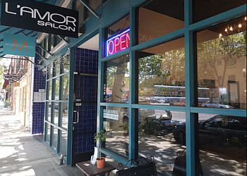 Oakland hair salon L'amor Salon