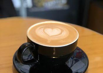 Richmond cafe Lamplighter Coffee Roasters