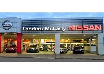 Huntsville car dealership Landers McLarty Nissan Huntsville