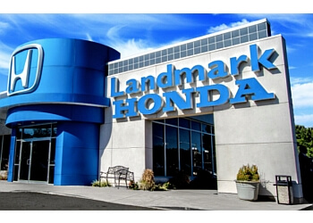 Alexandria car dealership Landmark Honda