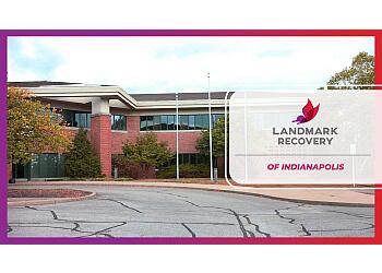 Indianapolis addiction treatment center Landmark Recovery