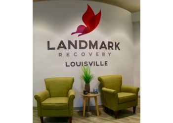 Louisville addiction treatment center Landmark Recovery