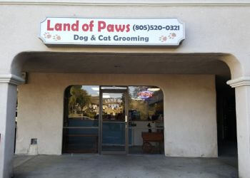 Simi Valley pet grooming Land of Paws