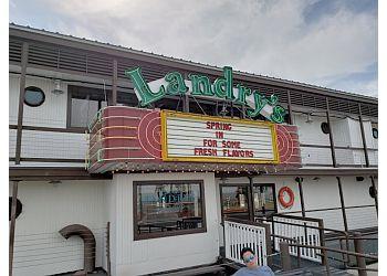 Corpus Christi seafood restaurant Landry's Seafood House