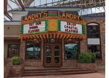 St Louis seafood restaurant Landry's Seafood House