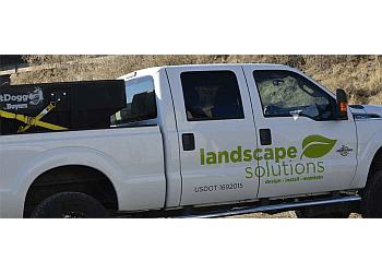 Salt Lake City landscaping company  Landscape Solutions