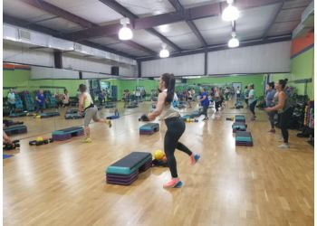 Corpus Christi gym Landshark Fitness