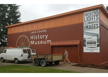 Eugene landmark Lane County Historical Museum