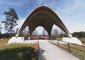 Mobile public park Langan (Municipal) Park