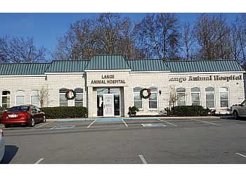 Knoxville veterinary clinic Lange Animal Hospital