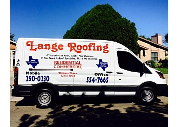 Killeen roofing contractor Lange Roofing LLC
