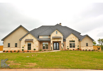 Abilene home builder Lantrip's Custom Homes, inc.