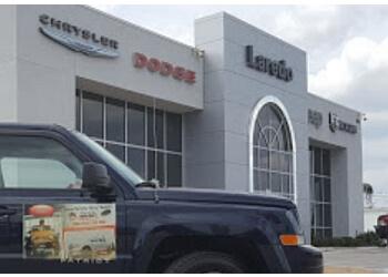 Laredo car dealership Laredo Dodge Chrysler Jeep