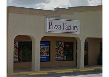 Laredo pizza place Laredo Pizza Factory