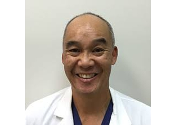 Riverside pain management doctor Larry Ding, MD