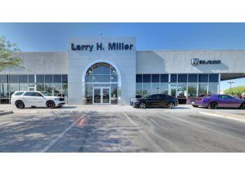 Tucson car dealership Larry H. Miller Dodge Ram Tucson