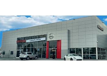 San Bernardino car dealership Larry H. Miller Nissan