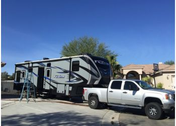 North Las Vegas auto detailing service Larry's Mobile Detailing