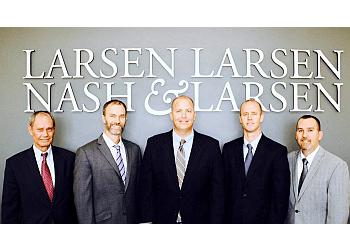 West Valley City dwi & dui lawyer Larsen Larsen Nash & Larsen