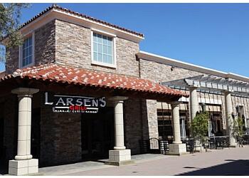 Simi Valley steak house Larsen's Restaurant