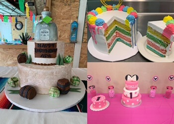 Rockford cake Las Canelitas Bakery