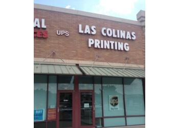 Irving printing service Las Colinas Printing & Graphics