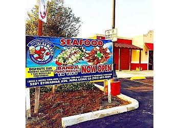 Fontana seafood restaurant Las Islas Marias