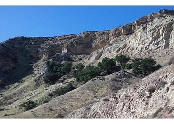 Simi Valley hiking trail Las Llajas Canyon Trail