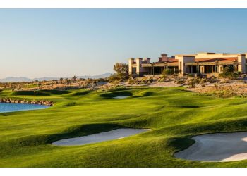 Las Vegas golf course Las Vegas Paiute Golf Resort
