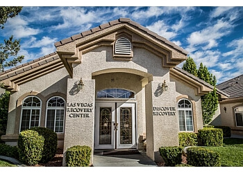 Las Vegas addiction treatment center Las Vegas Recovery Center