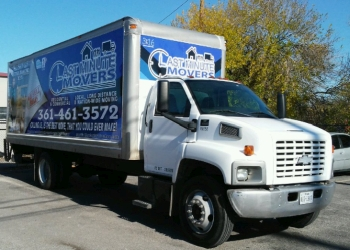 Corpus Christi moving company Last Minute Movers