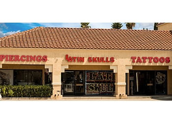 Downey tattoo shop Latin Skulls Tattoo Studio