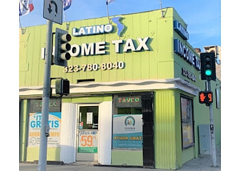 Los Angeles tax service Latino Income Tax Services