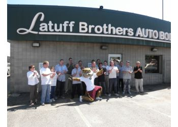 St Paul auto body shop Latuff Brothers Auto Body