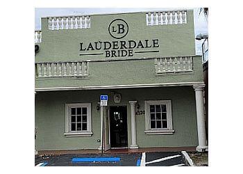 Fort Lauderdale bridal shop Lauderdale Bride